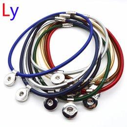 Caoutchouc pression à vendre-Collier Collier YD0133 Collier Collier Collier Collier Collier Collier 18mm
