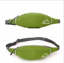 Running for Men Women Fanny Pack Bum Bag Hip Money Belt travelling Mountaineering Fishing Cycling Mobile Phone Bag