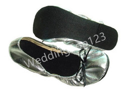 Wholesale Good quality comfortable womens flat roll up shoes made in Guangdong