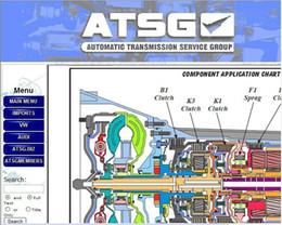 Wholesale ATSG atsg auto automatic transmission repair manual Automatic Transmissions Service Group Repair Information car repair manuals