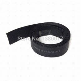New Product 5x1M 13mm Heat Shrinkable Tube Shrink Tubing Black Wire Wrap wire wrap wire wrap organizer