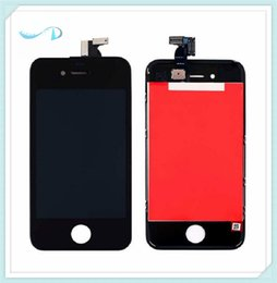 Wholesale Sale up to High quality Lcd Touch Screen Digitizer Assembly Replacement Repair All Parts for Iphone4 Factory Direct free tools