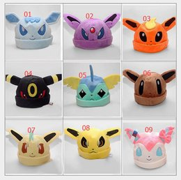 Wholesale 2016 Selling pokem pokem according to Mr Ibrahimovic the elves series cartoon plush hat