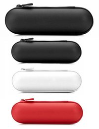 Wholesale Pill Wireless Speakers Case Bluetooth Pill Audio player Speaker Bag Pill Speaker leather case Pouch Bags