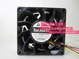 Original SANYO 9GA0924P1H03 9CM 92*92*38MM 9cm 24V 1.1A Inverter super large air cooling fan