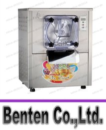 Wholesale Commercial Ice Cream Maker L H Ice Cream Machine Hard Ice Cream By DHL Shipping V W LLFA11