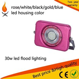 Wholesale Cheapest Led Flood Lights - Free shipping 2016 hot new cheap price 30w led flood commercial lighting for home lighting 4pcs lot