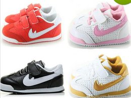 Wholesale 2016 Christmas gifts Fashion Children s footwear korean version baby girls boys fashion sneakers size