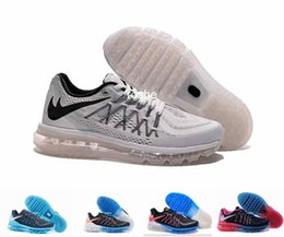 Wholesale Top Quality Max Running Shoes For Women Men Fashion Whole Palm Air Cushion Lightweight Breathable Athletic Max Shoes