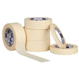 Wholesale 2016 High Quality Crepe Paper Automotive Masking Tape from Manufacturer