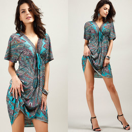 hot sale National long Dresses style african dresses women new fashion design african traditional Dashiki dress t shirt dress