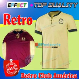 Wholesale New Arrived Retro Commemorative Edition Mexico club America years Retro Soccer Jersey Chivas Monterrey Pink Football shirts