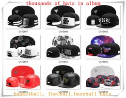 Wholesale New Snapback Hats Cap Cayler Sons Snap back Baseball football basketball custom Caps adjustable size drop Shipping choose from album CY07
