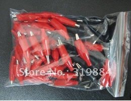 Wholesale Alligator Crocodile Wire Lead Cable Clip cable connector