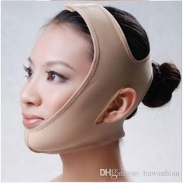 Hot Marketing Facial Slimming Bandage Skin Care Belt Shape And Lift Reduce Double Chin Face Mask Face Thining Band tanwc