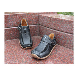 Wholesale YZ35 perfect version Children Casual Shoes Genuine Leather Fast Shipping