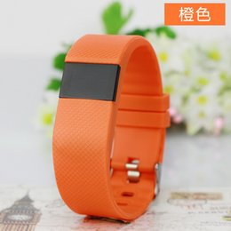 Wholesale TW64S TW64 Fitbit Flex Smartband Charge HR Activity Wristband Wireless Heart Rate Monitor Pulse OLED Display Sport Smart Band Bracelet JW86