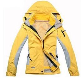 new waterproof windproof Ms hiking jacket fashion Women outdoor ski suits Brand Women outdoor Leisure sports jacket