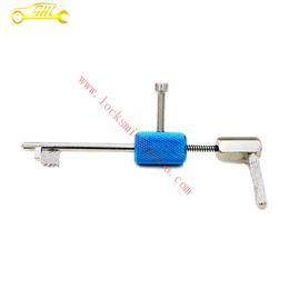 Wholesale 2016 HOT Blue Lever Padlock Tools For Professional Locksmith Tools Training Skill