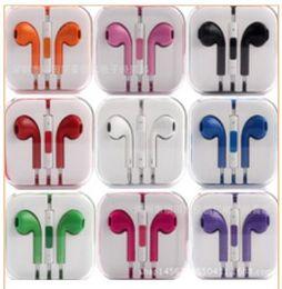 Wholesale écouteur pour I5 I6