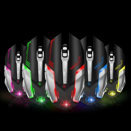 Wholesale 2016 Latest iMICE e sports Gaming Mouse V8 Portable Wired Optical Game Mouse for Desktop Laptop