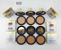 Wholesale 2016 new best selling brand make up kylie jenner face powder high quality kit kylie colors