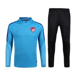 Services de l'équipe à vendre-Personnalisation de vêtements en gros 16-17 turc équipe nationale de football maillot jogging pantalons service de formation nationale de football turc q