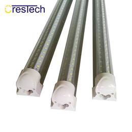 Wholesale 2ft ft ft ft ft Led Tubes T8 Integrated Led V Shaped Tubes Double Sides LED Light
