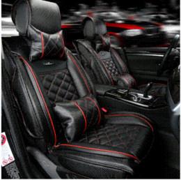 Compra Online Carbono especial-Nueva llegada + envío libre! asiento especial para RAV4 cubre la cubierta de asiento de cuero de fibra de carbono cómoda 2015 Toyota RAV4 de 2014