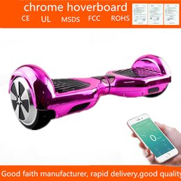 Drop shipping Scooter without bluetooth Smart Balance Two Hoverboard Electric hoverboard Electric Scooter Two Wheel Balancing Good Quality