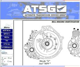 Wholesale Auto software ATSG Automatic Transmissions Service Group Repair Information car repair manuals send a CD or send a link directly