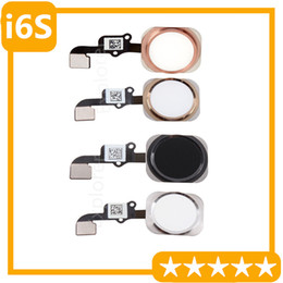 OEM New for iPhone 6S 4.7 6s Plus 5.5 Home Button Flex Cable Return Key Flex Cable Ribbon Assembly Replacement Parts