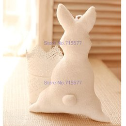 20 70cm Pink black white rabbit shadow Plush Toys Rabbit Pillow Soft Cushion Rabbit Cloth Doll Children Gift Wholesale