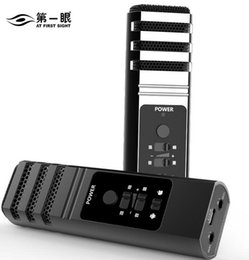 Wholesale 2016 newest At first glance M6 sing microphone K song condenser mm audio USB universal microphone for phones desktop computer
