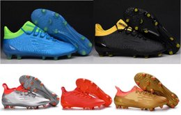 Wholesale X16 Athletic Soccer Shoes Football Boots Soccers Cleats Cheap High Quality Football Shoes Sports Boot