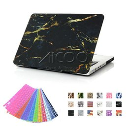 Wholesale For Macbook Air Pro Retina inch color printed macbook Full body Productive case with Colorful Cover Keyboard Protector