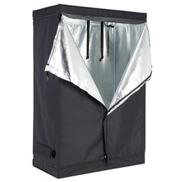 Wholesale 48 quot x24 quot x72 quot Indoor Grow Tent Room Reflective D Hydroponic Non Toxic Hut