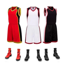 Wholesale 2016 All Star basketball clothes suit men Blank board basketball jerseys basketball game training uniforms Acrylic Basketball wears