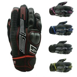 Free shipping Genuine Leather Free International racing gloves Motorcycle gloves