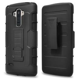 Wholesale Luxury Hybrid Kickstand Case For LG K8 K350 Stylus2 LS775 K520 Vista2 G4 Vista G5 K7 K10 Hard in Impact Rugged Armor Phone Covers
