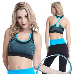 Quick Drying Shock Absorption Professional Sports Yoga Bra women Fitness running slim bras sexy seamless underwear bra top jogging beach bra