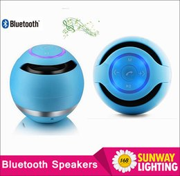 Wholesale Bluetooth Speaker Wireless hand free calling FM TF Card Bluetooth Multi function Bluetooth Speaker For Phone Tablet PC Ipod dhl free
