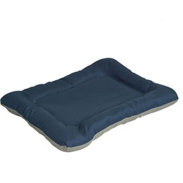 Reversible Tear-Resisitant Oxford Fabric Pet Bed Cushion Pad Dog Cat Bed Soft Cozy Mattress Crate Mat