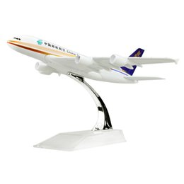New hot sale 1:400 China Post Airlines Airbus 380 16cm alloy metal model aircraft child Birthday gift plane models chiristmas gift