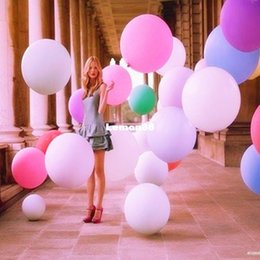 Wholesale wedding aisle runners Fashion multicolor inches balloon manufacturers sell grams wedding wedding decoration balloon latex balloons