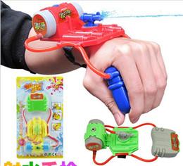 Wholesale Water gun baby water toys creative children wrist Water gun summer kids outdoor water toys high quality
