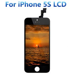 Wholesale Factory Direct Sale Best No Dead Pixel Pantalla For iPhone s LCD Display Screen with touch Digitizer Assembly replacement