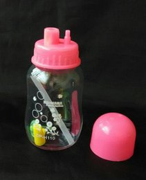 Bottle Acrylic Hookah --glass hookah smoking pipe Glass gongs - oil rigs glass bongs glass hookah smoking pipe - vap- vaporizer
