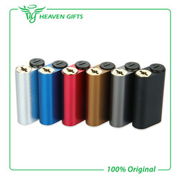 Wholesale Wismec Noisy Cricket Mod Mechanical Mod High Power Output Colorful Wismec Noisy Cricket from Heaven gifts