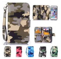 Wholesale iPhone S disruptive pattern multi function the wallet phone holster two in one multilayer card phone sets fashion British style mobile ph
